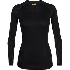 Icebreaker 150 Zone LS Crew Shirt Women black/mineral